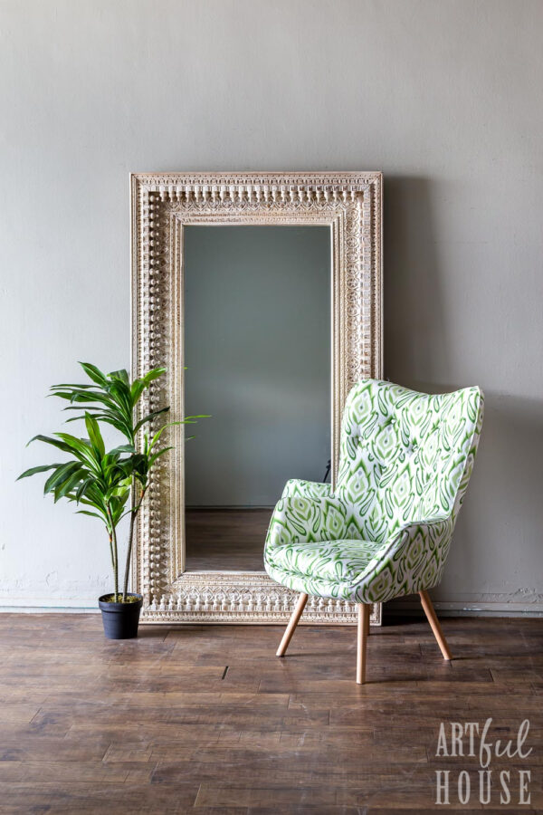 Full Length Spindle Mirror